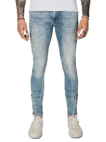 Everyday Slim Denim in Light Blue