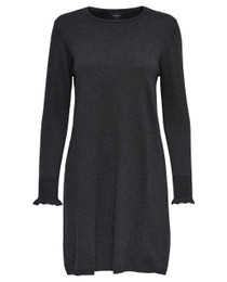Ray Long Sleeve Knit Sweater Dress