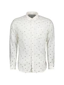 Joe Long Sleeve Printed Button Down Shirt