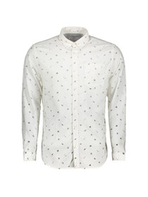 Joe Long Sleeve Printed Button Down Shirt