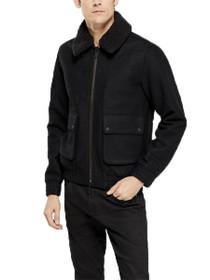 Simon W. Sherpa Zip Jacket