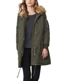Emmers Hooded Anorak Coat