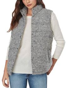 Aderyn Wool Puffer Vest