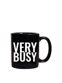 Very Busy Oversized Mug