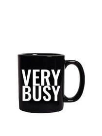 Very Busy Oversized Mug