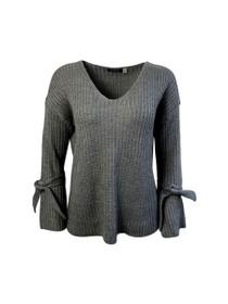 Theo Long Sleeve Wrist Tie Sweater