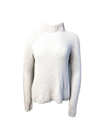Perrin Mock Neck Long Sleeve Knit