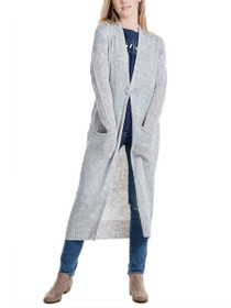 Aika Long Sleeve Long Cardigan