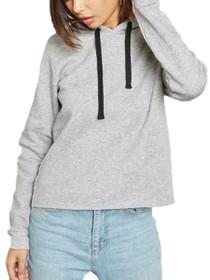 Tori Long Sleeve Cropped Hood Sweat