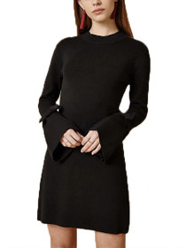 Evie Bell Sleeve Knit Dress