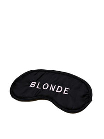 Blonde Sleep Mask