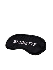 Brunette Sleep Mask