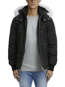 Canuk Fur Trimmed Parka Jacket