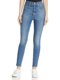 Mile High Skinny Denim in Shut The Front Door