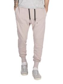 Blockshot Fleece Pant in Pigment Quartz