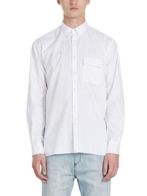 Box Long Sleeve Button Down Shirt