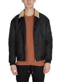 Yeti Nylon Fleece Bomber Jacket