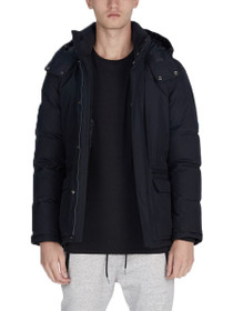 Highland Hooded Puffer Jacket