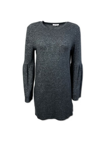 Who You Love Bell Sleeve Sweater Dress