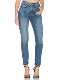 Karolina High Rise Skinny Denim in Close To You