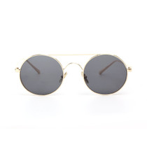 Morgan Round Aviator Sunglasses