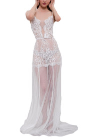 Love Story Lace Nightgown