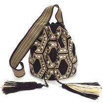 Ishashi Large Wayuu Crossbody Bag