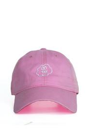 Jet Cloud Baseball Cap in Pink