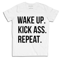 Wake Up Graphic Tee