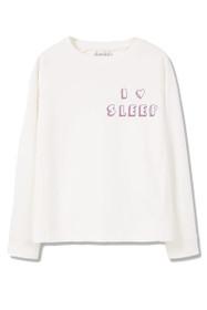 I Love Sleep Graphic Crewneck Sweatshirt