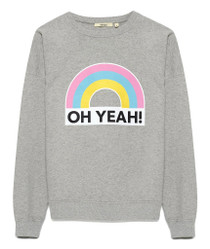 Rainbow Crewneck Sweatshirt