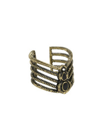 Ten Arms To Hold You Ring in Brass