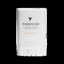 All Natural Sensitive Deodorant - Frankincense Peach (Travel Size)