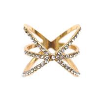 Crystal Orbit Ring