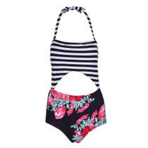 Waialua Cut Out One Piece Swimsuit