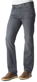 The Standard Classic Straight Leg Denim in Glenview Grey