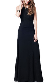 Noemi Racerback Maxi Dress