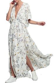 Willow Kimono Maxi Dress
