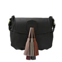 Tennesse Vegan Tassel Crossbody Bag