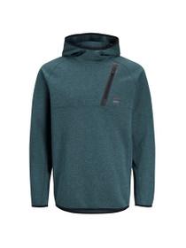 Curve Long Sleeve Hoodie Sweater
