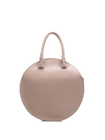 Estee Vegan Circle Bag in Blush
