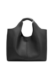 Diana Vegan Tote Bag in Black