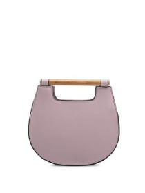 Irene Vegan Clutch/Crossbody Bag in Lavender