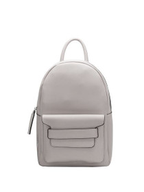 Kacie Vegan Backpack in Bone