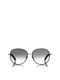Georgia Rounded Metal Sunglasses