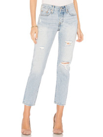 501 Taper High Waist Denim in So Called Life