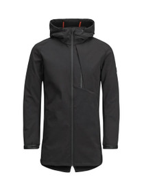Keeper Softshell Water-Repellant High-Low Jacket
