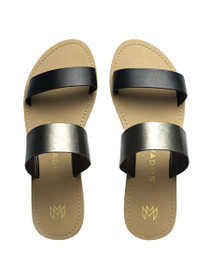 Icon Azalia Vegan Sandals in Vinyl