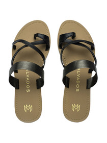 Icon Joni Vegan Sandals in Vinyl