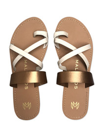 Icon Joni Vegan Sandals in Penny